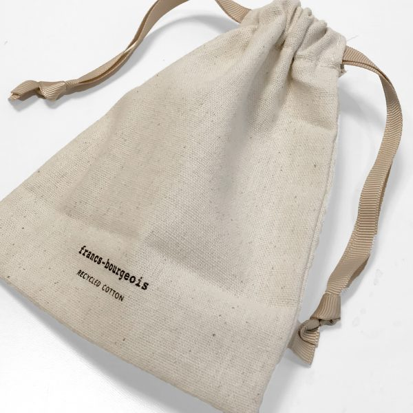 Francs-bourgeois, France | Recycled Cotton Bag